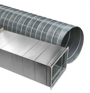 Воздуховоды для вытяжки ресторанов