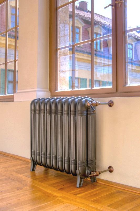Дизайн-радиатор пример