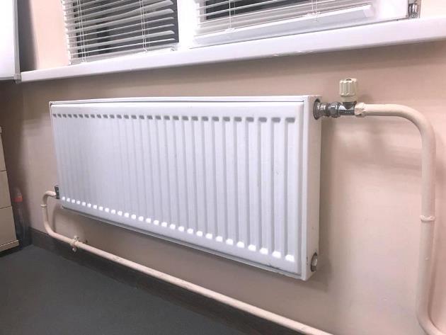стальной панельный радиатор пример