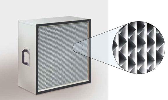 HEPA фильтр в приточной вентиляции частного дома