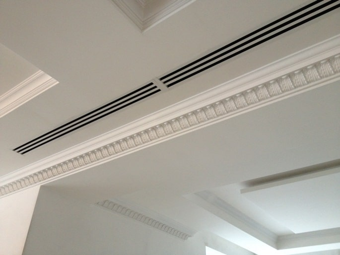 Камера статического давления в вентиляции частного дома